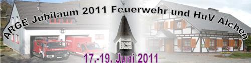 ARGE HuV Feuerwehr Jubiläum