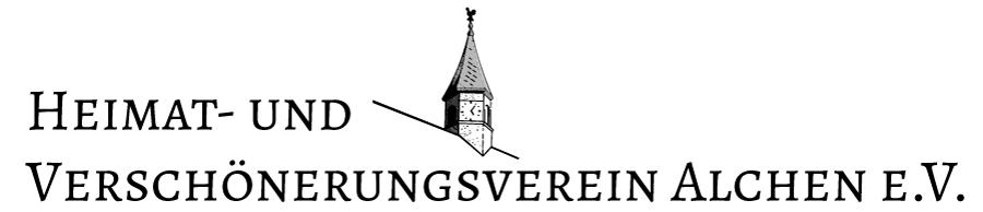 Heimat- und Verschönerungsverein Alchen e.V.